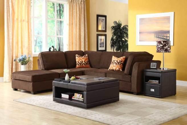Kursi-Sofa-Warna-Coklat-Terbaru